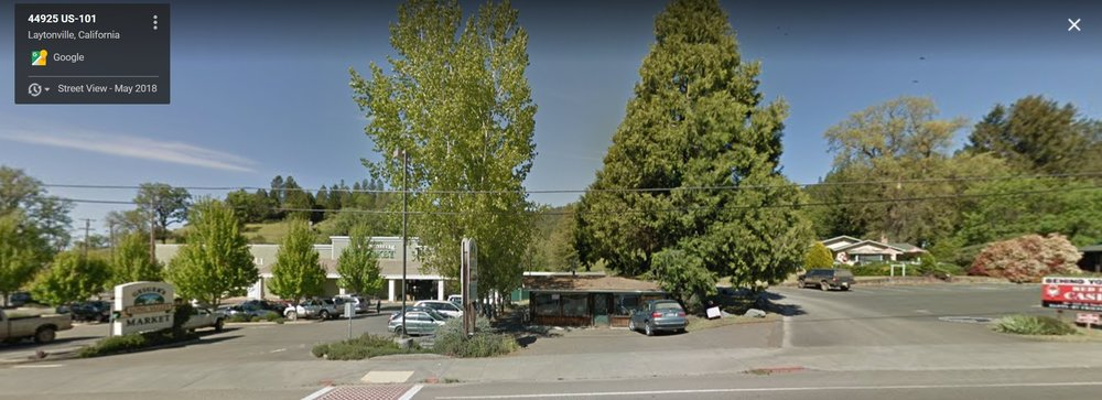 We share an office with BioEngineering Associates at 44935 Highway 101, Laytonvile, CA.  Next to Geiger's Market.