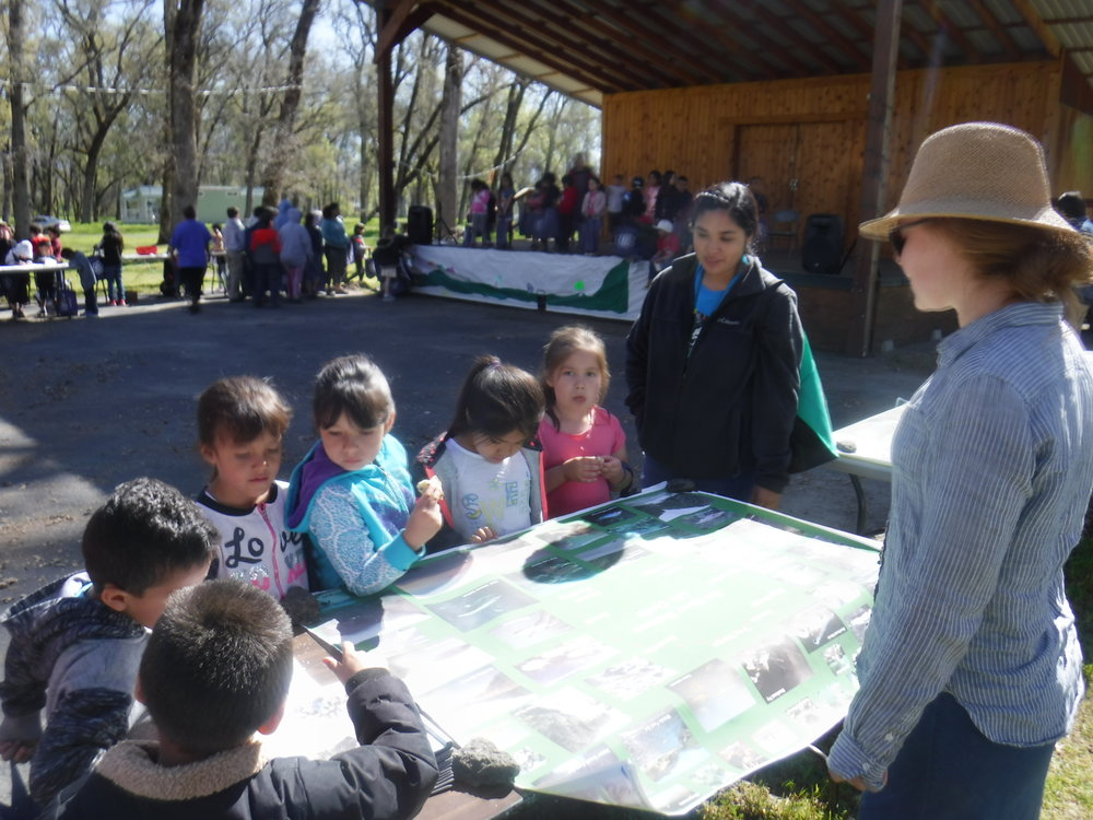 Round Valley Elementary School - Earth Day