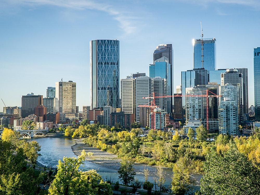 Calgary -