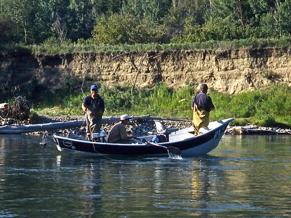 Calgary Bow River Shuttles -