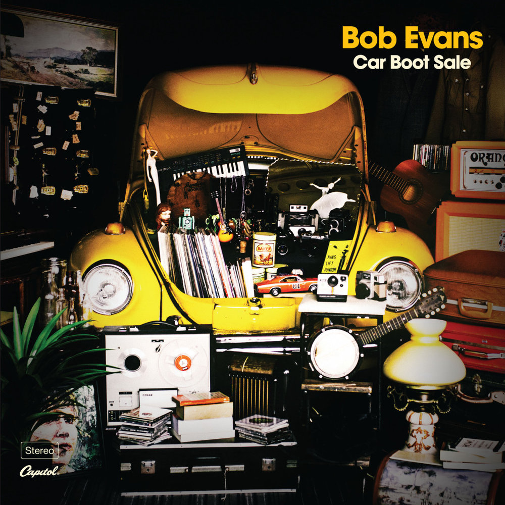 Bob Evans - Car Boot Sale (Capitol/EMI)