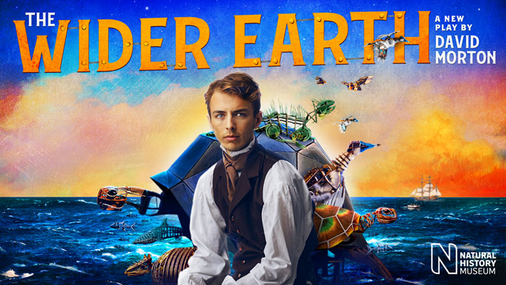 The Wider Earth - London Natural History Museum