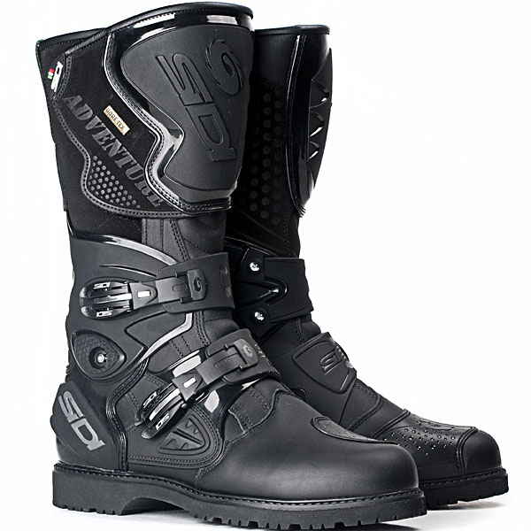 Adventure støvler er et kompromis mellem komfort og beskyttelse.