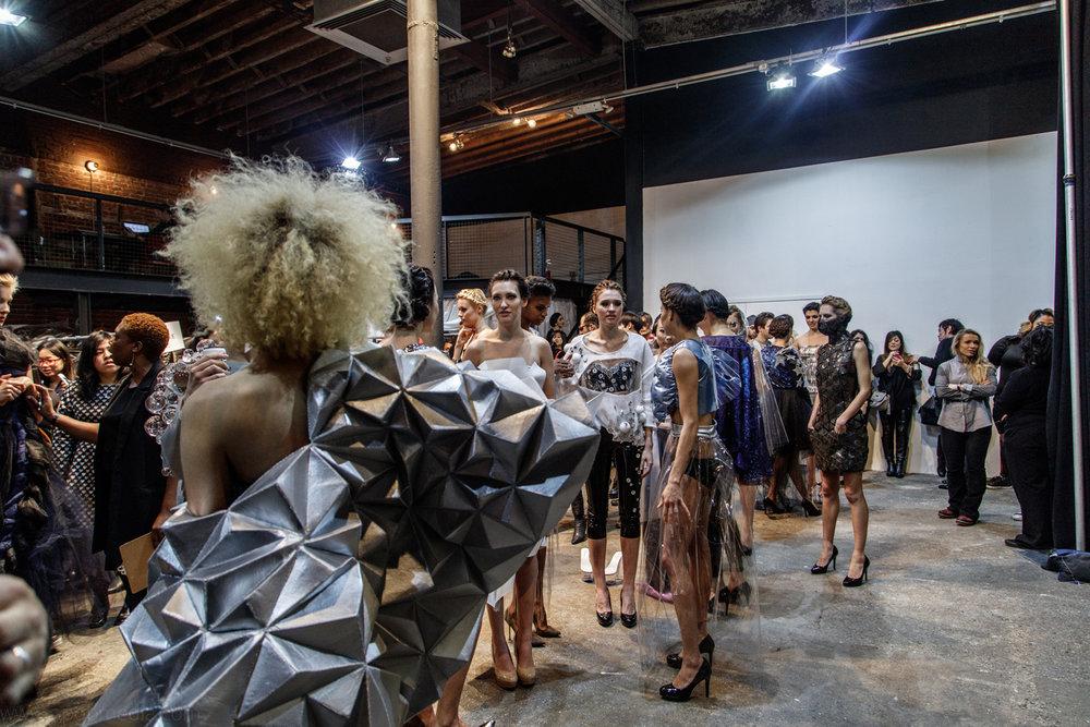 New York Fashion Week Program -