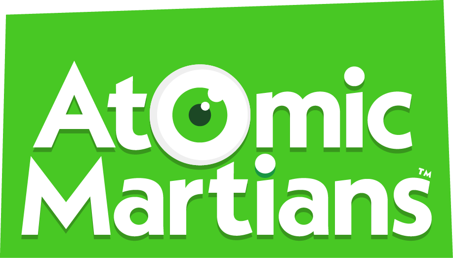 Atomic Martians - Technology with Personality