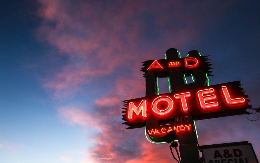 Bill Guerriero, A&D Motel