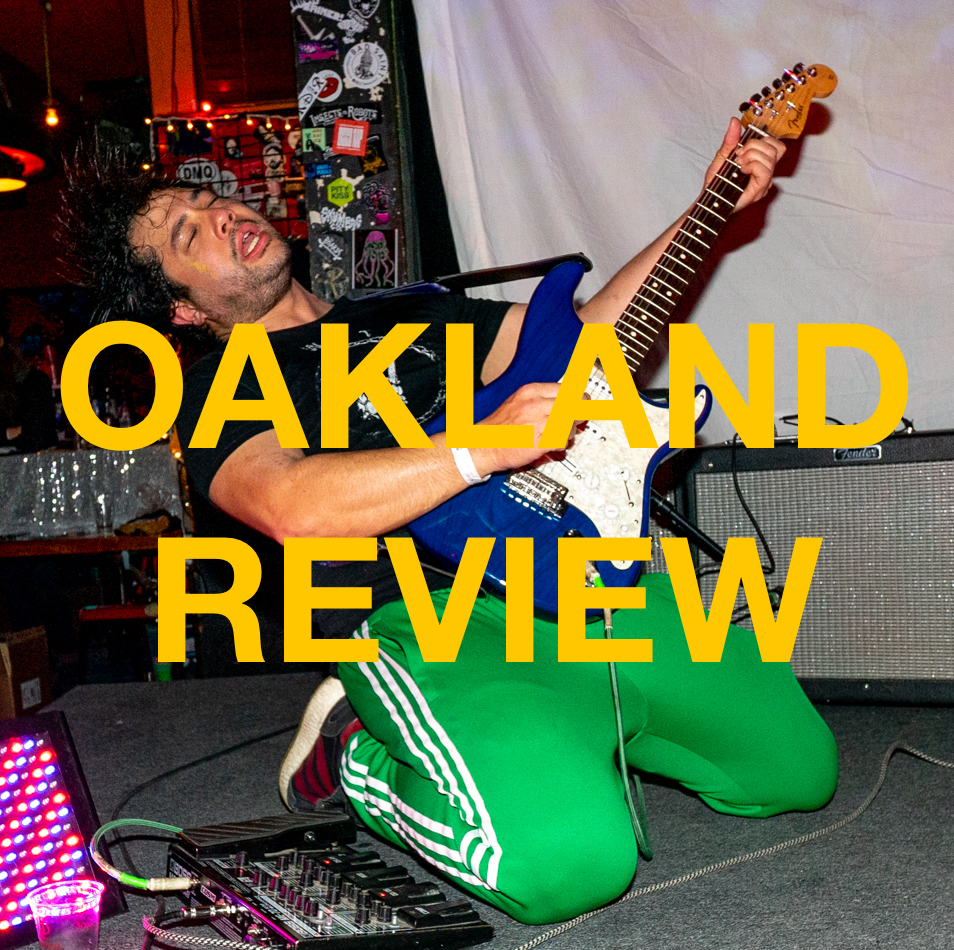 Oakland Review by Nicole Baptista/SF Sonic