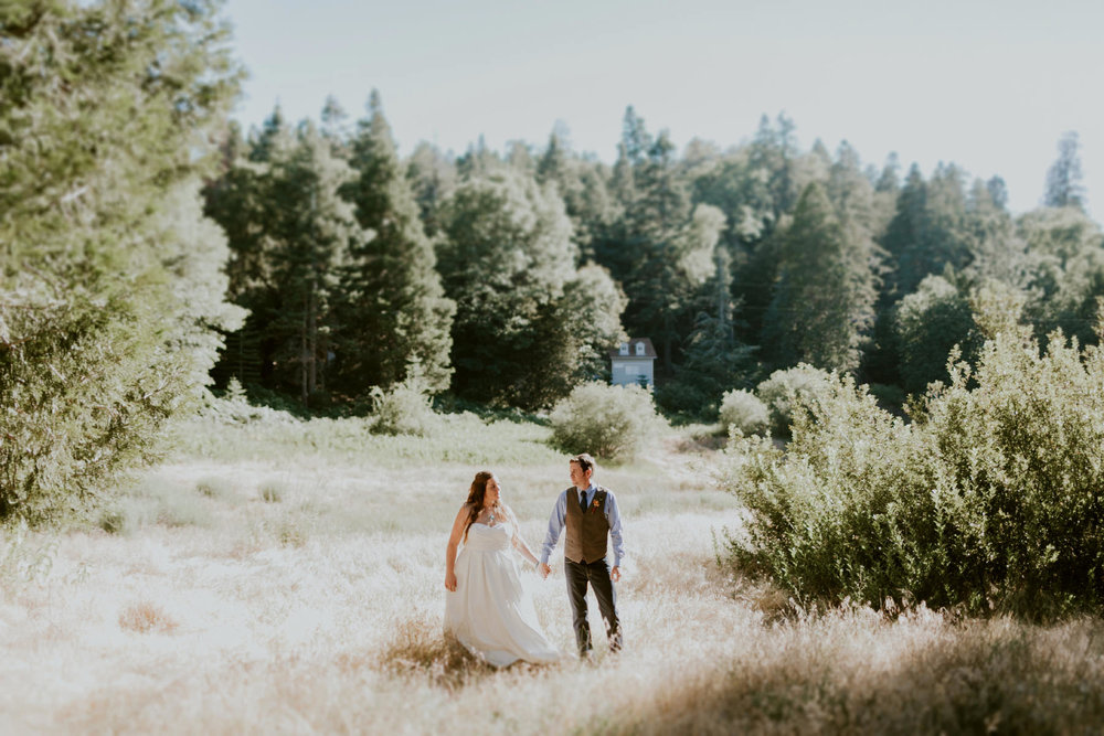 The Grounds - Bailey's Resort Grounds are high atop beautiful Palomar Mountain. Our 60 acre resort is the original town of Palomar, founded by the Bailey family in 1888.