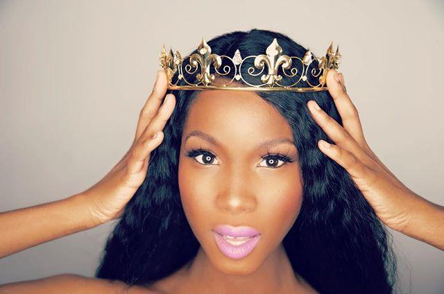 FIX your crown Queen cause your GORGEOUS👑! 💫Goddess @nairamichele_  wearing the #Ajna Lash🧚🏾♀️ . Tap Her 3rd Eye To Shop This Look 👀 🌟!#lashfixnyc #goddessflow #lashgoddess #lashgods #beautyisspiritual . . . . . . . . . . . . #makeup #makeupinspo #minklashes #3dminklashes #100percentmink #minklash #blackgirlmagic #hairandmakeup #3dmink #hairstylist #makeupartist #nycmakeupartist #fixbeautylab #mink #3dminklash #highlight  #lashfixnyc #nyclashes #glowup #glowkit #neonnyc #makeupnyc #nychair #nycmakeup #nyclashqueen