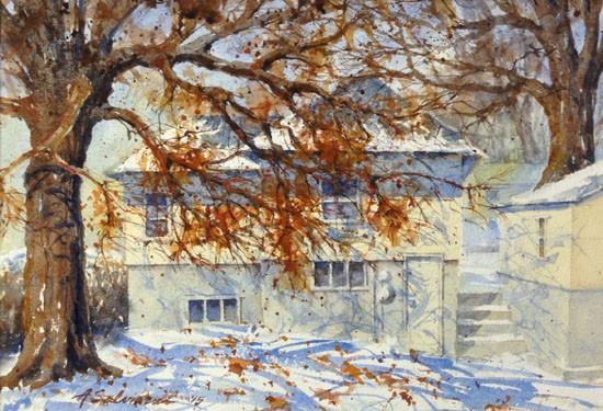 Missouri Winter Afternoon