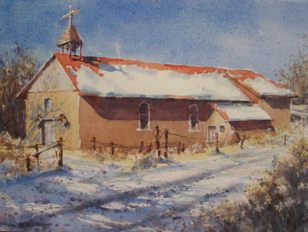 Arroyo Seco Church