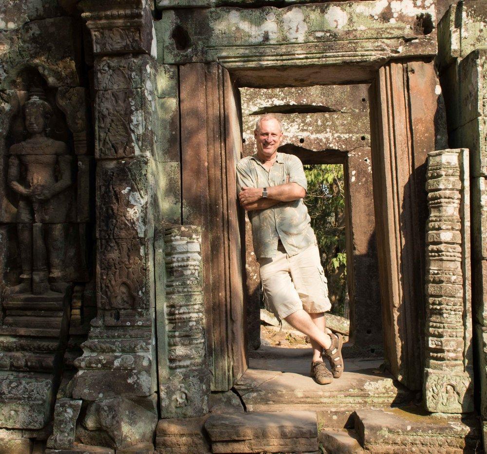 Scott Wall: Angkor Wat, 2019