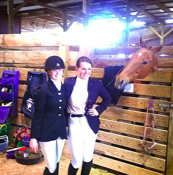 Low quality shot of the breeches that served me well for many seasons.