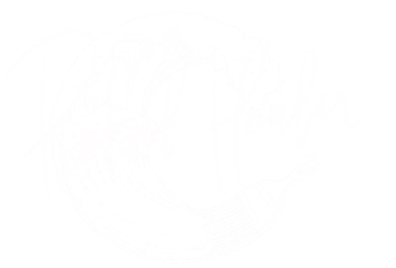 THE REBEL HEALER OFFICIAL LOGO - 2 WHITE WITH WAVE.png