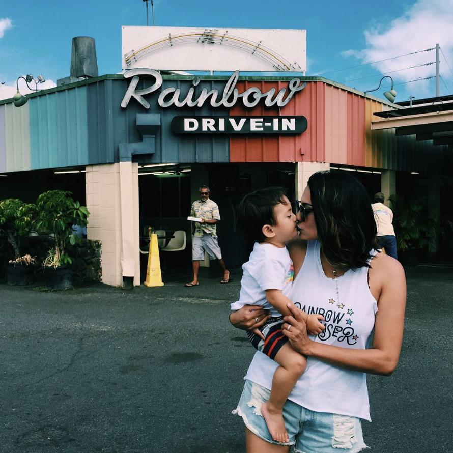rainbow drive-in hawaii