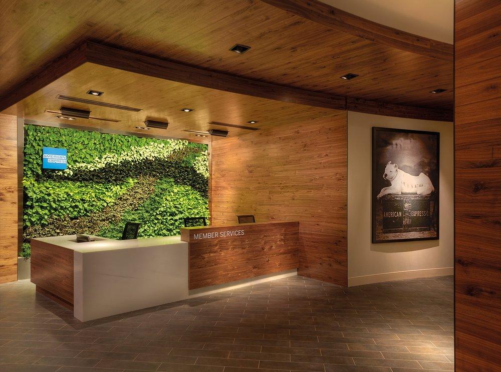 The Centurion Lounge Miami   Source