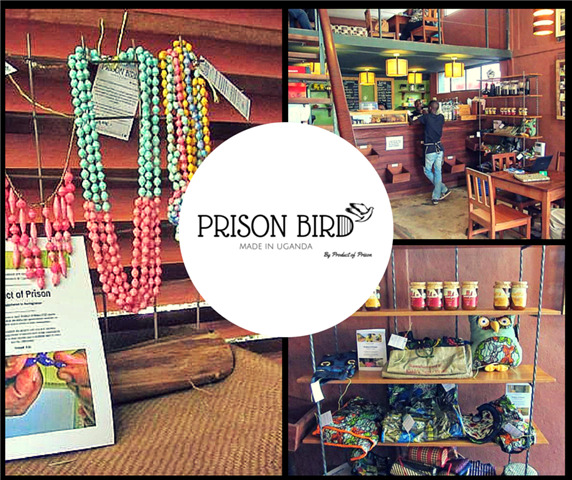 Today we are happy to introduce one of our new partners. Prison Bird is a project by  Products of Prison  which features beautiful jewelry and other cool items handmade by former prisoners in Uganda. Proceeds support rehabilitation and reintegration projects in Uganda's prisons. We love this vision and are glad to be offering a marketplace for Prison Bird. Check it out at Endiro Coffee (Kisimenti, Kololo)