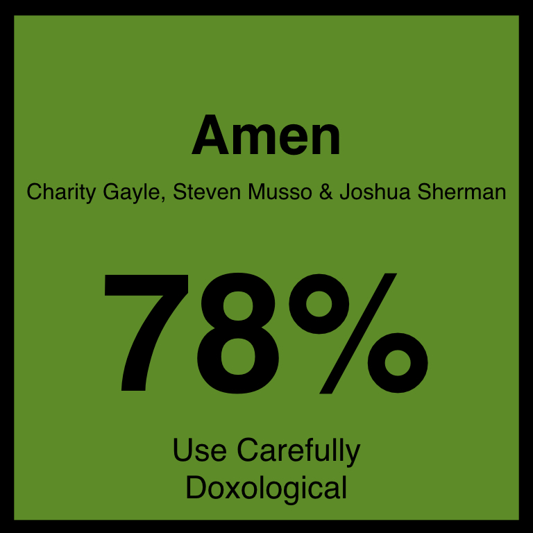 Amen - Check Out Our ArticleSpotifyYouTube