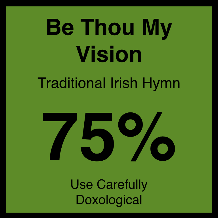 Be Thou My Vision - Check Out Our ArticleHymnary.org ArticleSpotifyYouTube