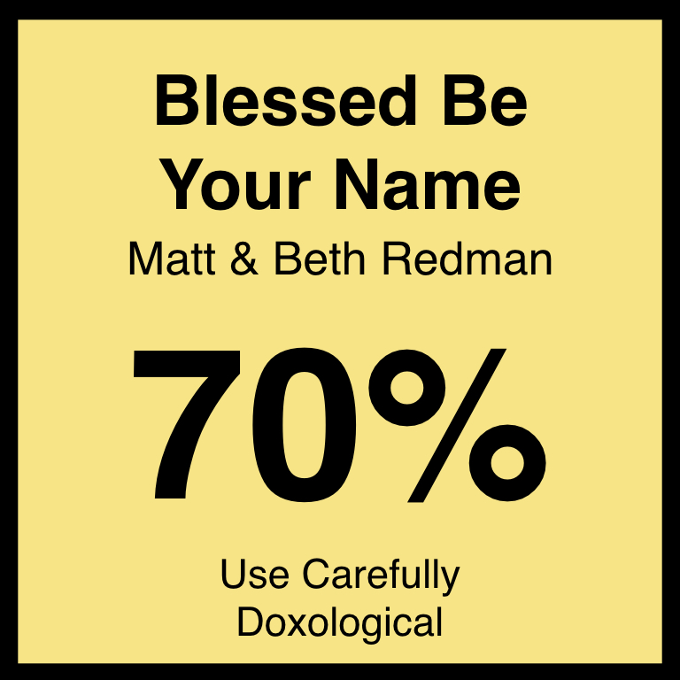 Blessed Be Your Name - Article Coming Soon…UMC Decipleship ArticleSpotifyYouTube