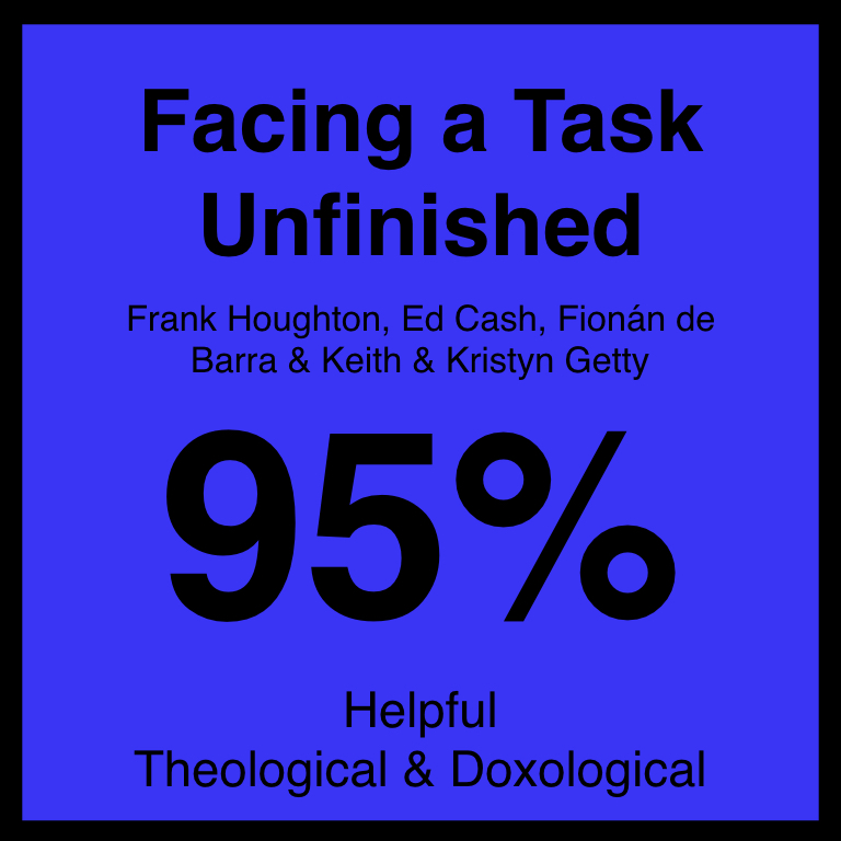 Facing a Task Unfinished - Article Coming soon…The Gospel Coalition ArticleHymnary.org ArticleSpotifyYouTube