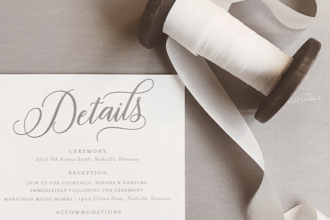DearAddieFineStationery_NashvilleTN_WeddingInvitations_CustomDesign_Printing_WeddingSuite_Details_Ribbon.jpg