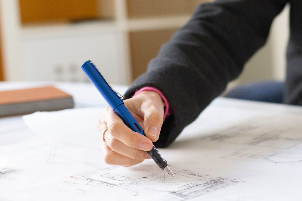 2. Vision - Throughout the design process, an architect brings visions to life, integrating elements that are important to individual clients. Whatever your requirements, architects create positive experiences for both owners and users.