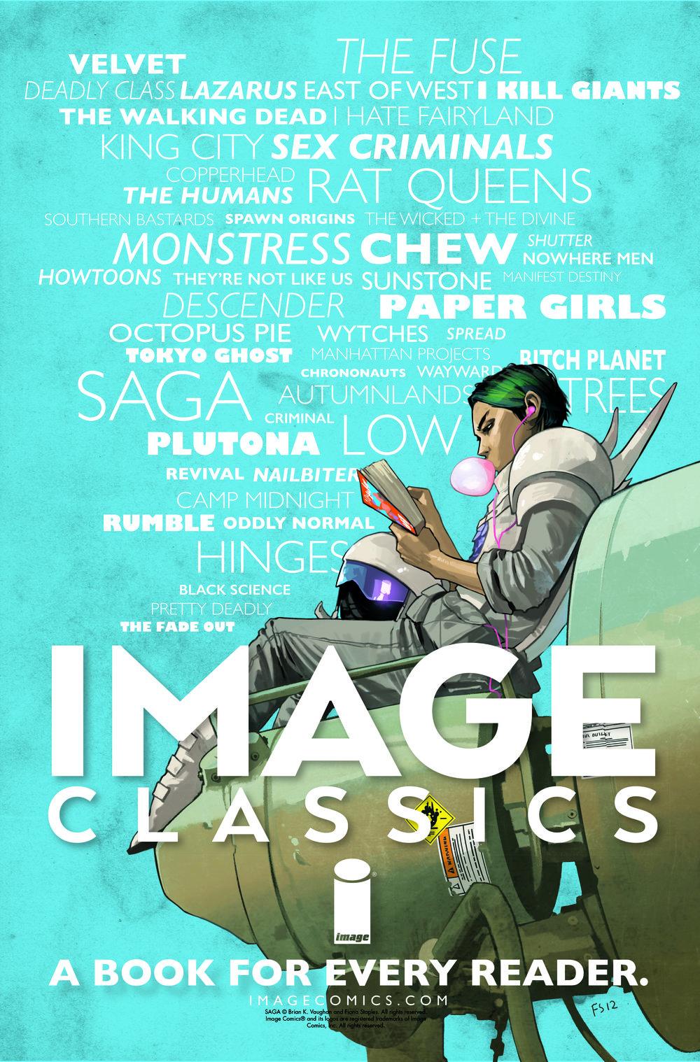 Image Classics ad