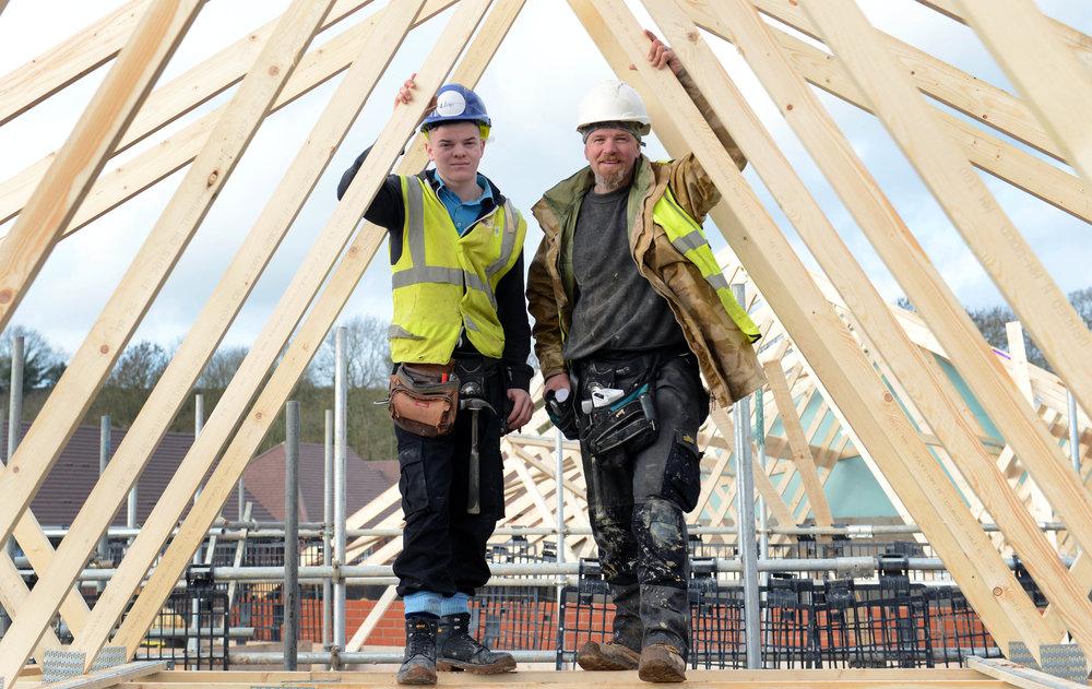 Apprentice Academy Jake Moore with employer SB Carpentry.jpg