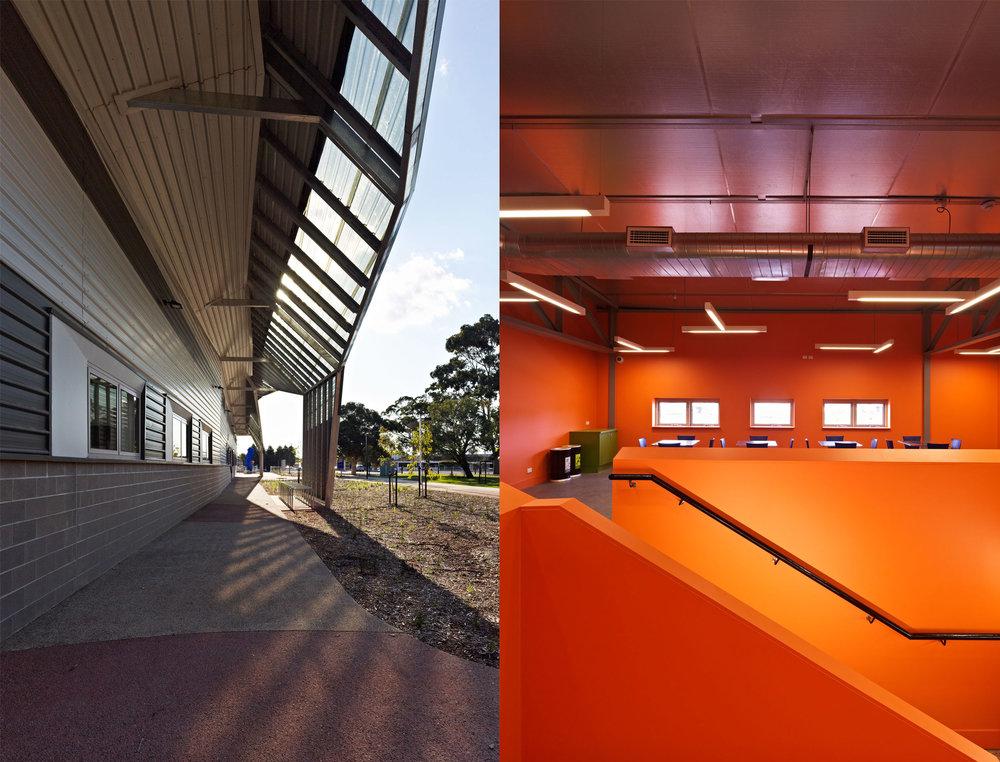 Paul Morgan Architects Chisholm Institute, Automotive and Logistics Centre