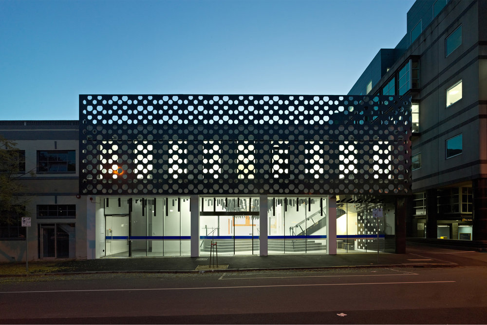 Paul Morgan Architects University of Melbourne, The Centre for Neural Engineering external