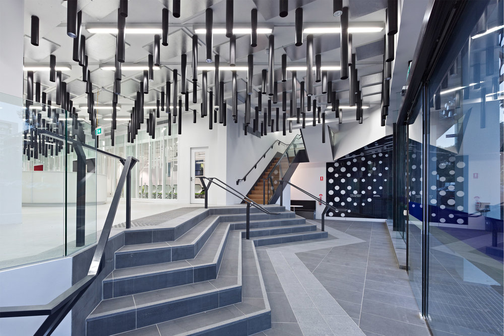 Paul Morgan Architects University of Melbourne, The Centre for Neural Engineering internal