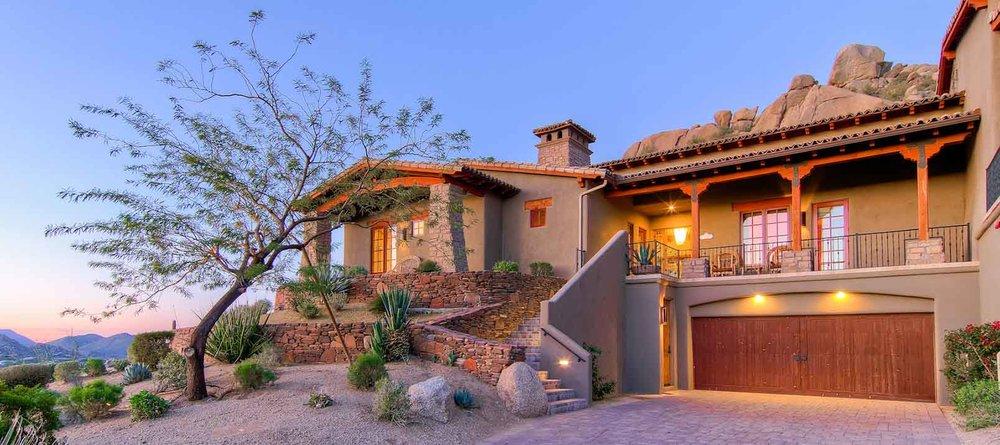 The Rocks Residence, Scottsdale