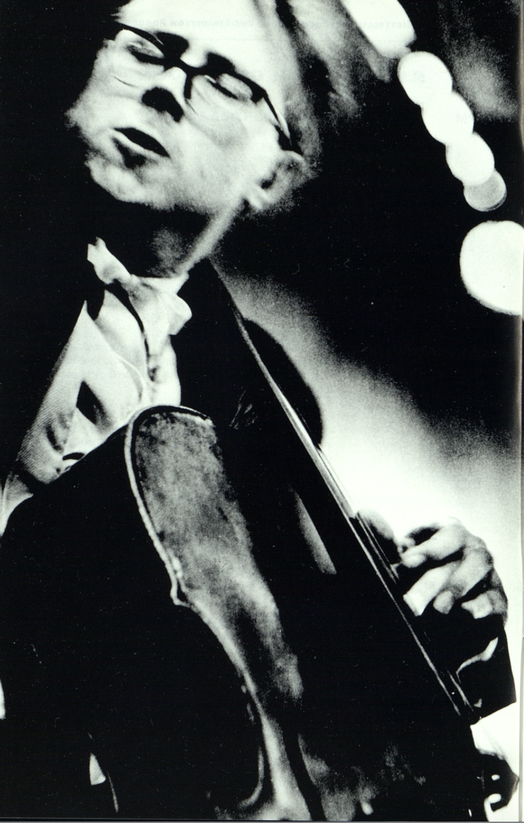 Mstislav Rostropovich - I performed on Mr. Young's bench copy of my Peter Guarneri of Venice in New York's Lincoln Center. His cellohas captured the soaring tones and the spirit of the original instrument.