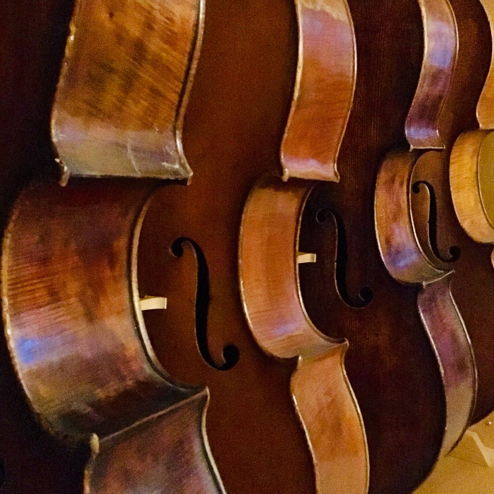 Cello Maker - J&A Beare