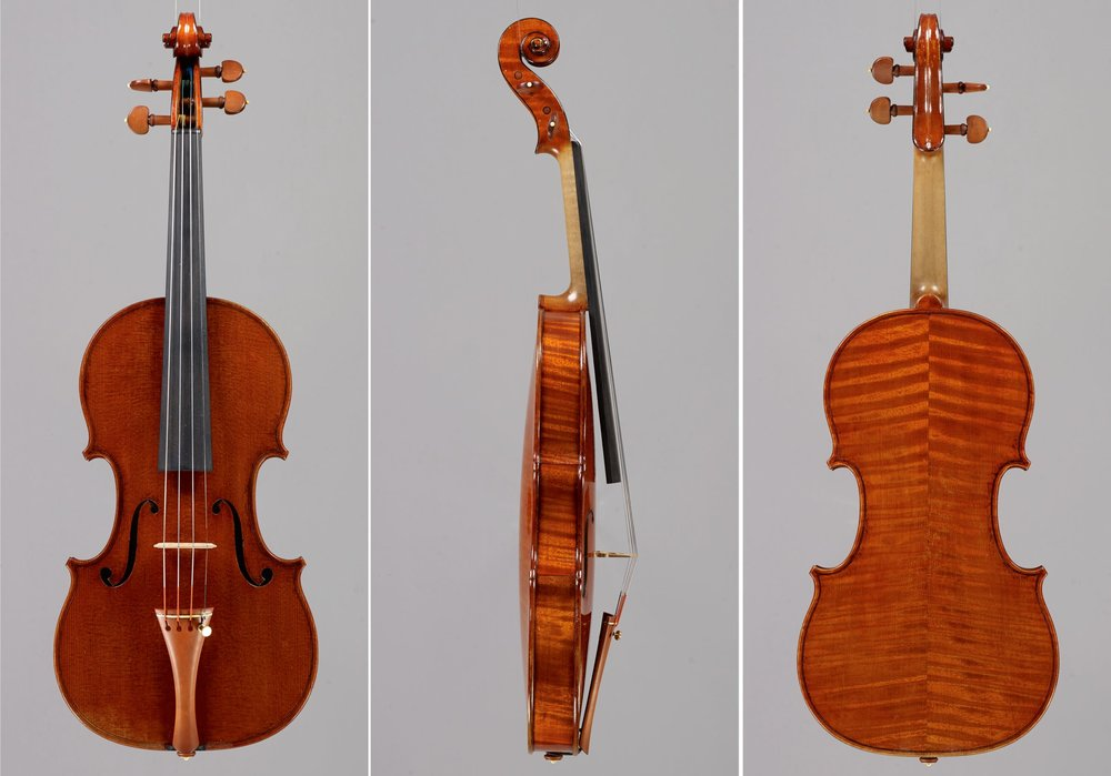 The Hill - 'Messiah' Stradivari Violin