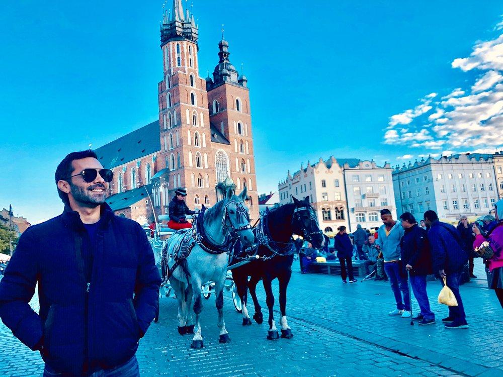Krakow, Polonia.JPG