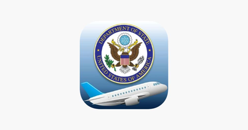 Smart Traveler App - Aplicación oficial del Departamento de Estado de USA.
