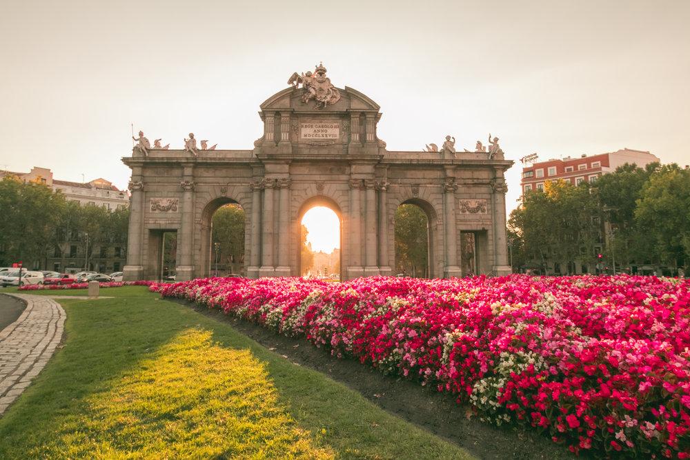 Madrid - Una de las ciudades más visitadas por los latinoamericanos.