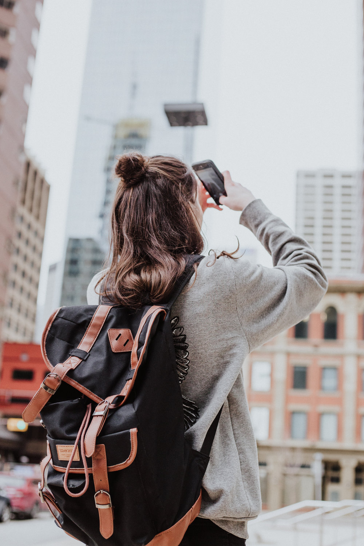 Evita Comportarte Como Turista - Sin ser cuateloso