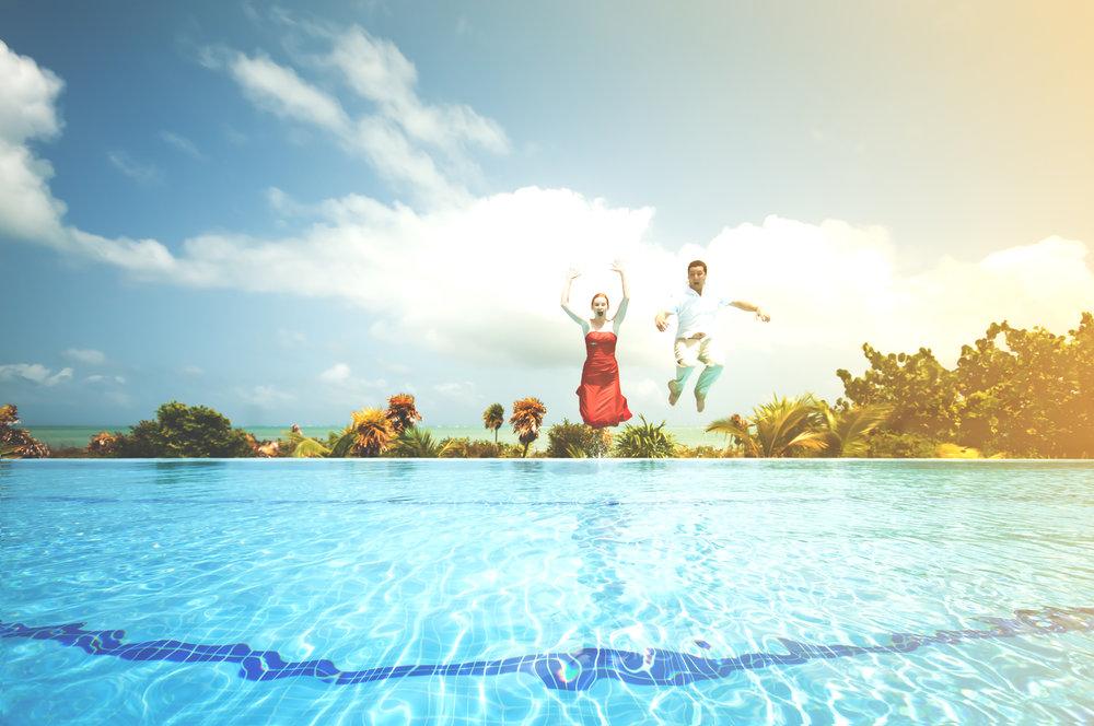 Cancún y la Riviera Maya - Comencemos por la Riviera Maya en México. Esta es probablemente una de tus mejores opciones por muchas razones.