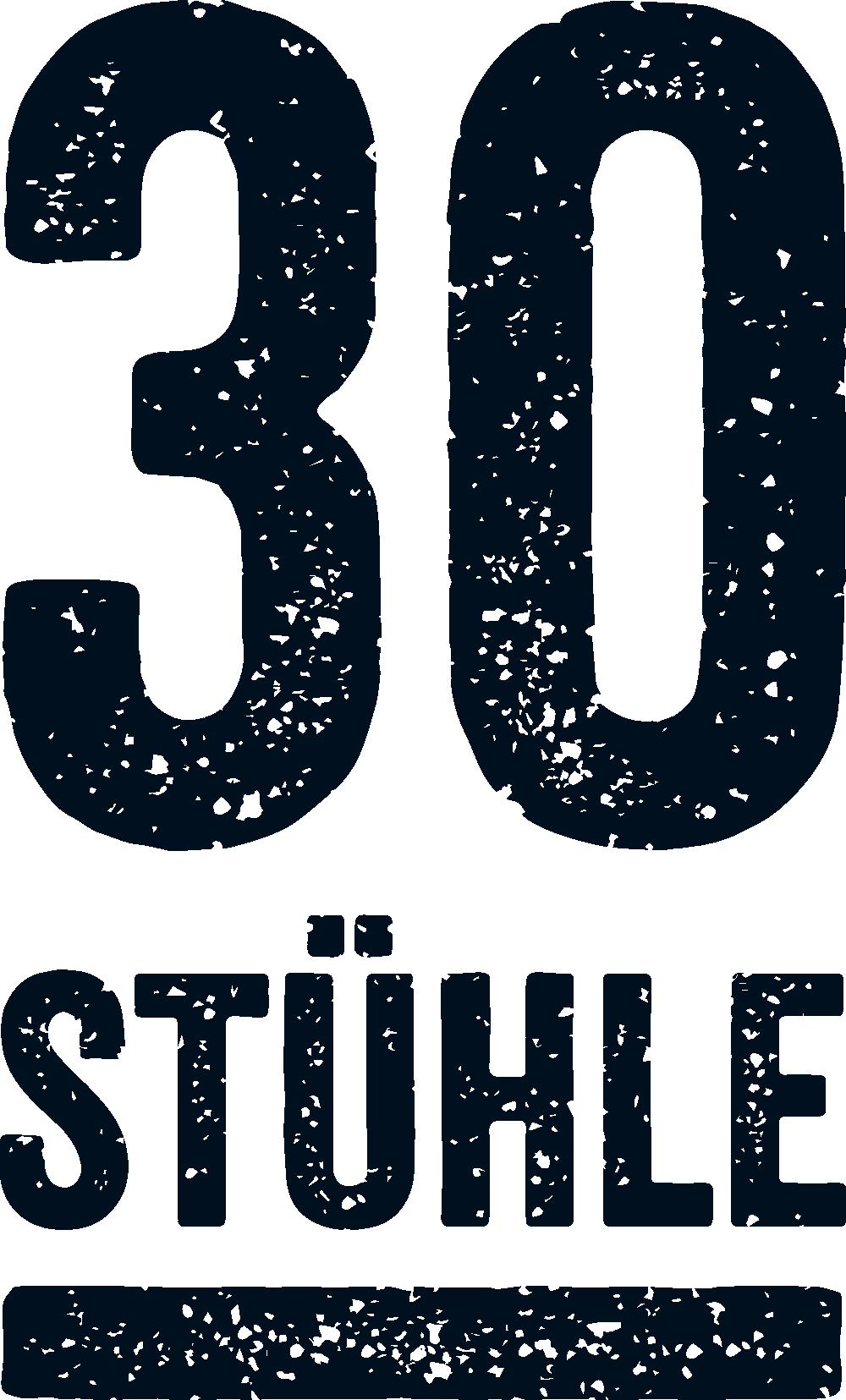 Restaurant 30 Stühle
