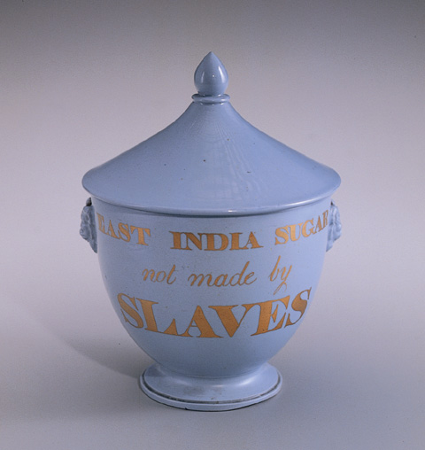 Sockerskål, ur British Museums samlingar.