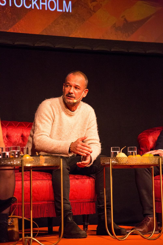 David Polfeldt. Foto: Gustaf Johansson.