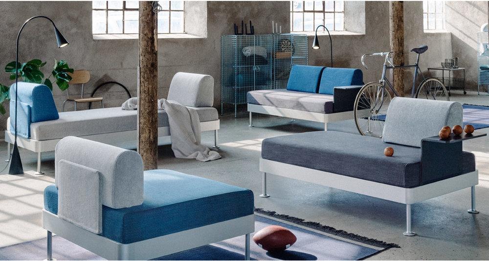 """Ikeas nya plattform """"Delaktig""""."""
