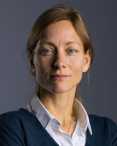 Linda Gröning, professor i juridik vid