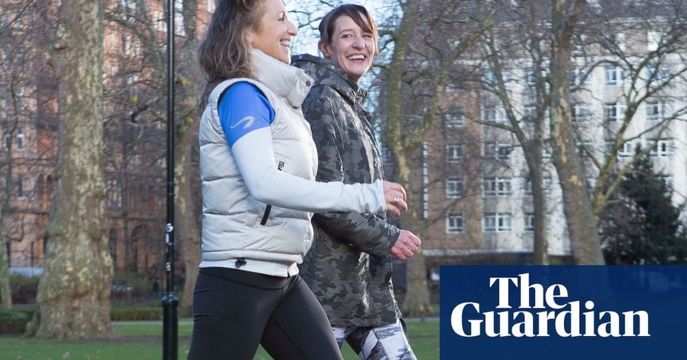 Walk yourself fit: how striding out could transform your body |  Life and style | The Guardian