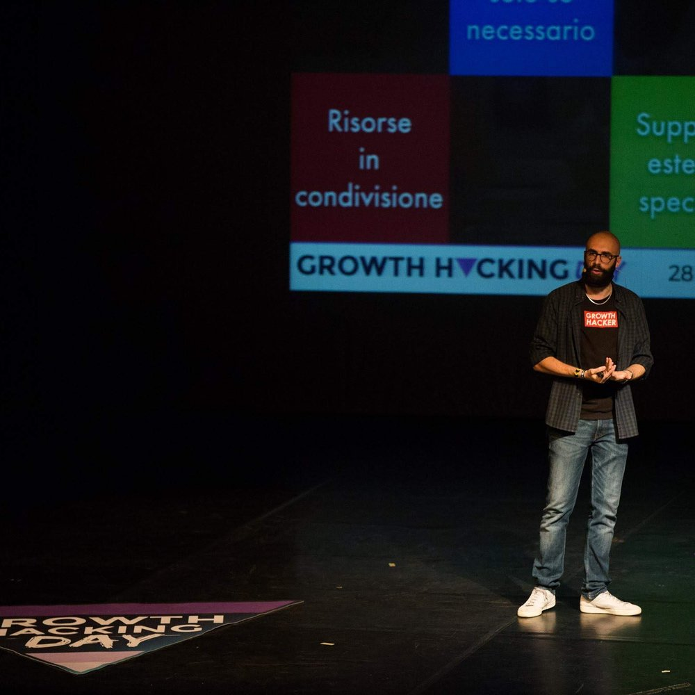 Raffaele Gaito - Growth Hacker