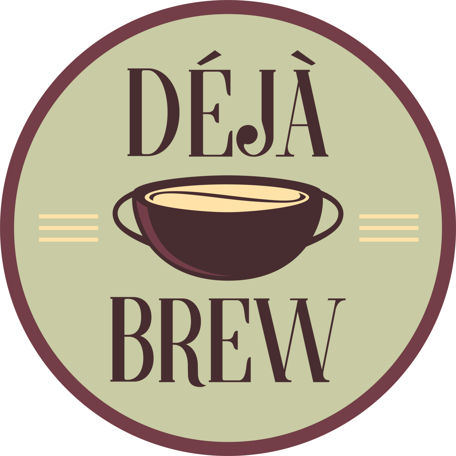 Djéjà Brew Coffee Shop & Conference Center