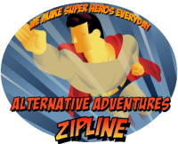 Alternative Adventures Zipline